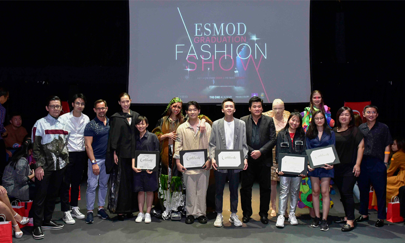 Esmod Kuala Lumpur Weaving Glitter Into Young Fashionistas Dreams Higher Education Digest