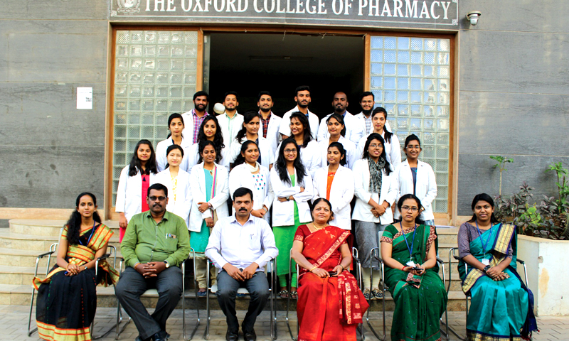 The Oxford College Of Pharmacy Redefining The Frontiers Of Imparting Pharma Education Higher Education Digest