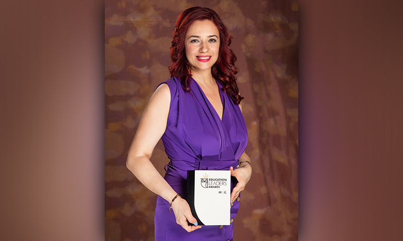 Interview With Rania Lampou Winner Of Distinguished Teacher 2020 Award Greece Higher Education Digest