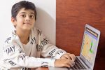 7-year-old Hyderabad Boy Creates an App to Encourage Healthy Eating Habits in Children