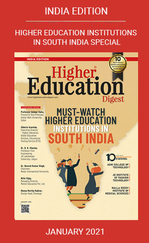 HIGHER EDUCATION INSTITUTIONS IN SOUTH INDIA SPECIAL