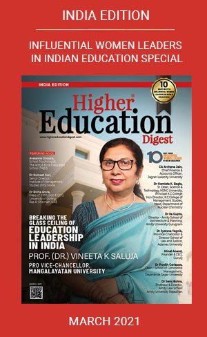 INFLUENTIAL WOMEN LEADERS IN INDIAN EDUCATION SPECIAL